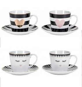 Bilde av Espressokopper, 4 pkn, Miss Etoile